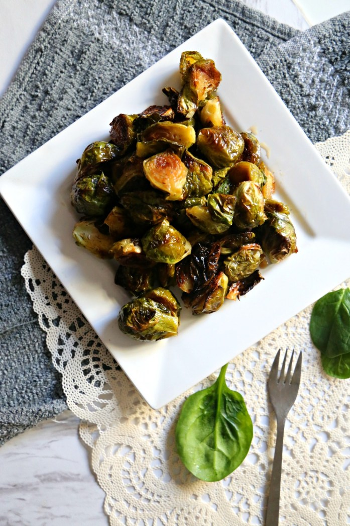 Roasted Maple Brussel Sprouts 3--011317