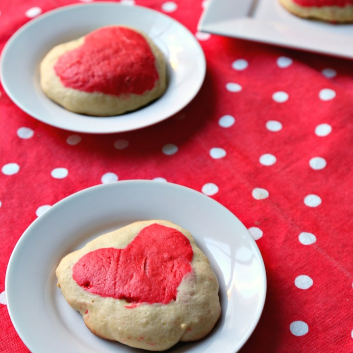 Slice-and-Bake Heart Sugar Cookies: How to Celebrate Valentine's Day (on a Budget You'll Love!)