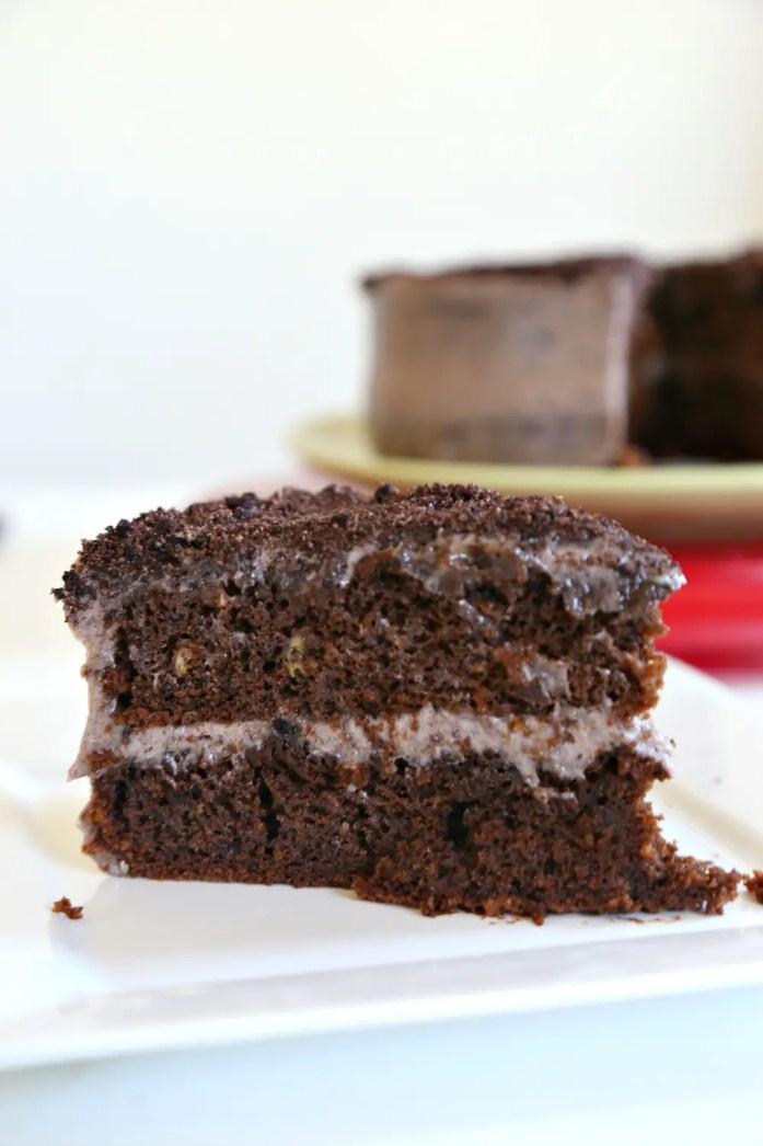 Chocolate Oreo Cake 8--072117
