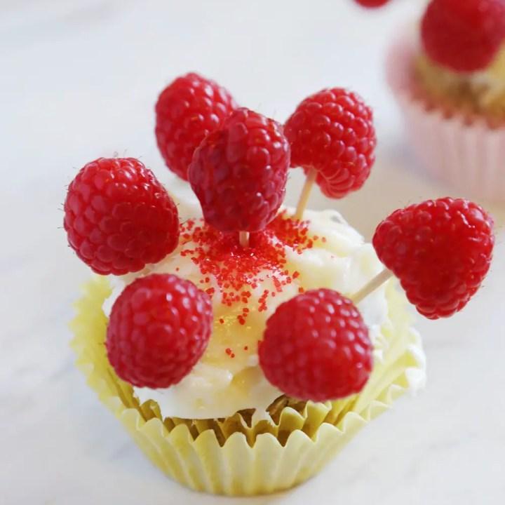 Social Distancing Coronavirus Cupcakes