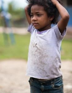 Nicaraguan Girl #1
