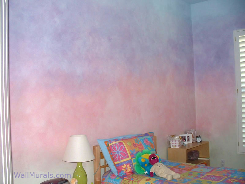 Faux Wall Finishes Examples Of Hand Painted Wall TreatmentsWall Murals By Colette