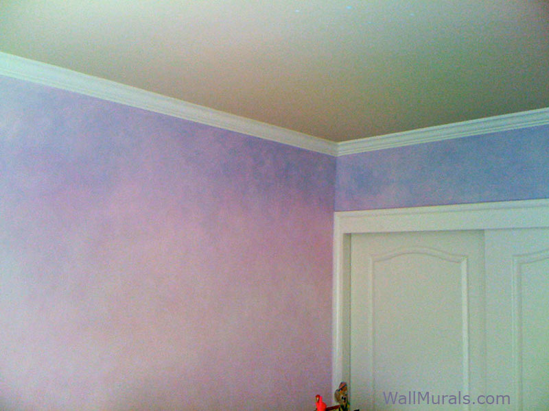 Faux Wall Finishes Examples Of Hand Painted Wall Treatments