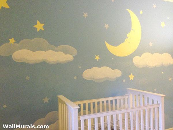 Baby Room Wall Murals Nursery Mural Examples Wall Murals By ColetteWall Murals By Colette