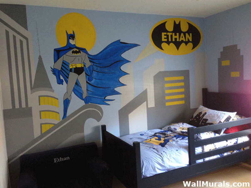 Boys Bedroom Wall Murals 60 Different Examples Of Wall