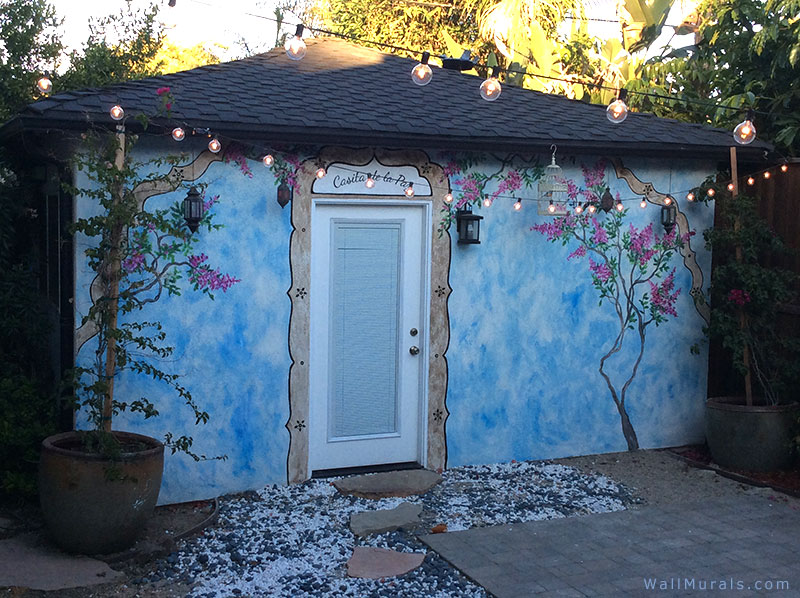 Outside Wall Murals Outdoor Mural ExamplesWall Murals By