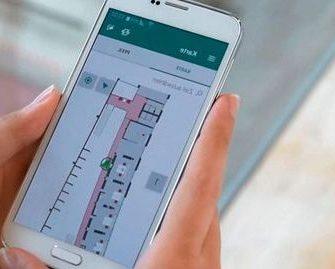 Wallner Wegeleitung mittels Smartphone