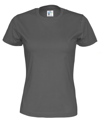 Cottover - 141007 - T-shirt lady - Grå (980)