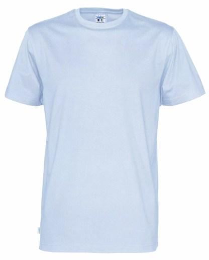 Cottover - 141008 - T-shirt man - Himmelblå (725)