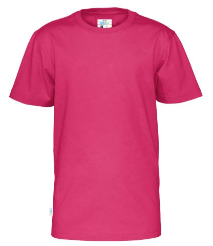 Cottover - 141023 - T-shirt Kid - Cerise (435)