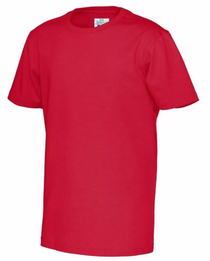 Cottover - 141023 - T-shirt Kid - Rød (460)