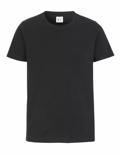 Cottover - 141026 - T-shirt R-neck Slim Fit Man - Sort (990)