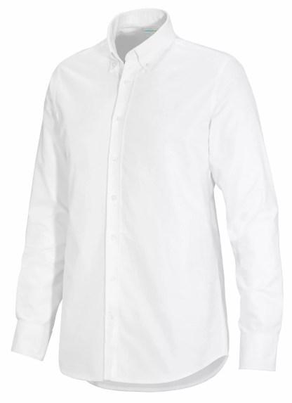Cottover - 141032 - Oxford Shirt Slim Fit Man - Hvit (100)