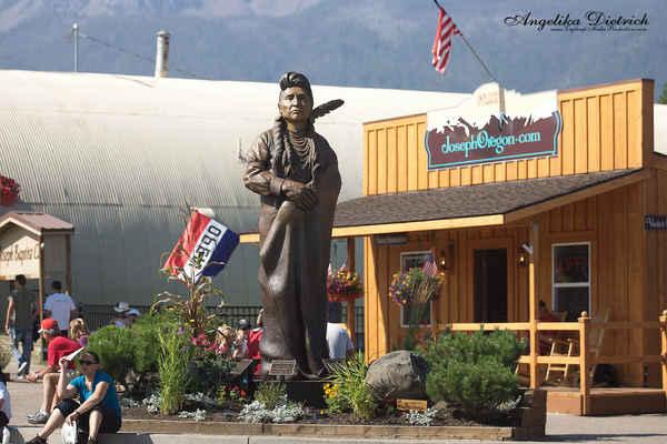 Chief Joseph Dedication Monument