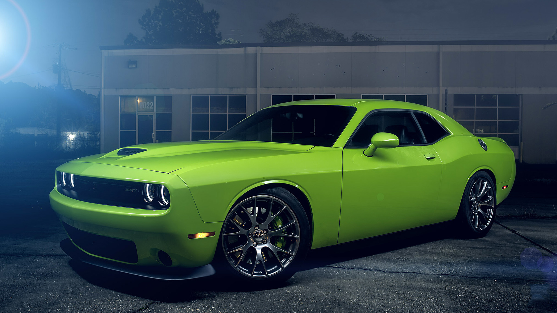 When a build combines two of the car world's greatest treasures, it's sure to raise some eyebrows. Dodge Challenger Srt Hellcat Greenrelated Car Wallpapers Wallpaper Cars Wallpaper Better