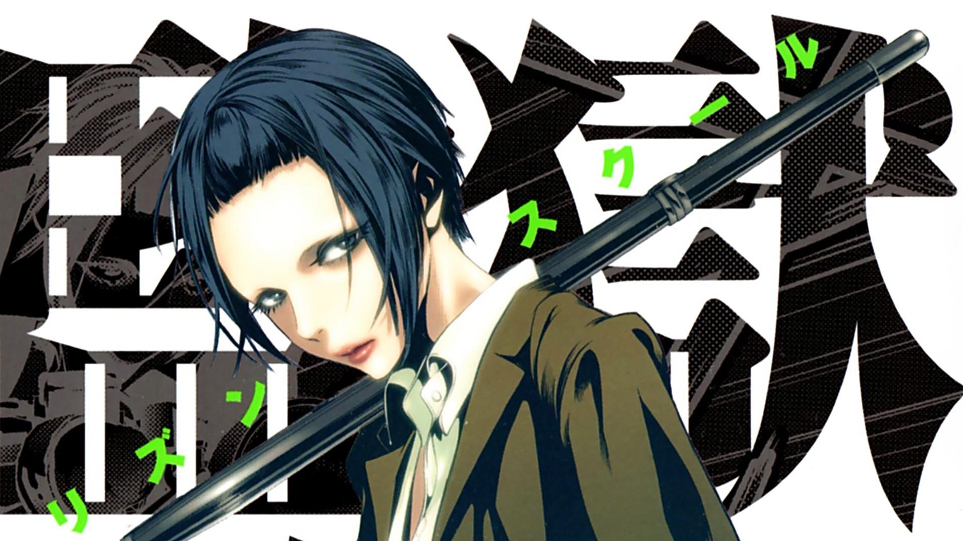Prison School Anime Girls Short Hair wallpaper anime