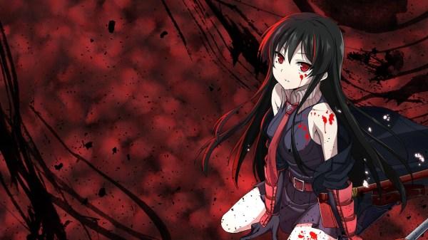 Anime Girls, Akame ga Kill, Akame wallpaper | anime ...