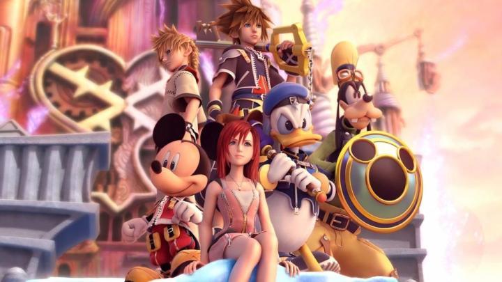Kingdom Hearts Wallpaper Games Better