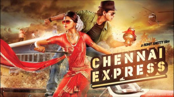 Chennai Express Bollywood Movie wallpaper movies and tv
