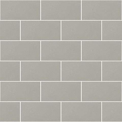 angelo grey subway tile wallpaper