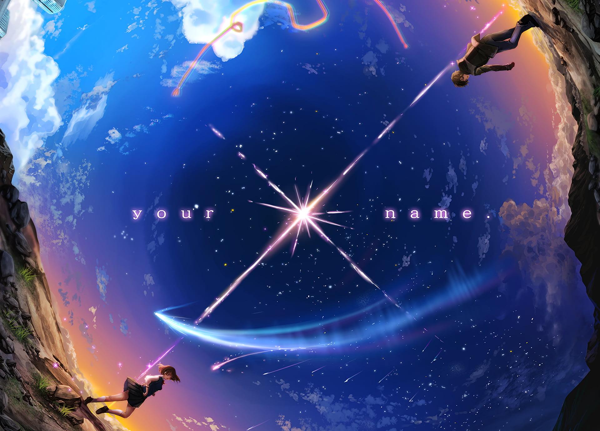 Watch popular content from the following creators: Kimi no Na Wa, Tachibana Taki, Miyamizu Mitsuha, anime HD ...