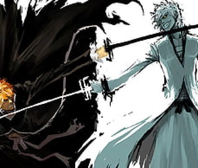 Ichigo Bleach Digital Wallpaper Bleach Kurosaki Ichigo Anime Fighting