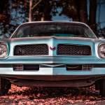Blue Pontiac Firebird Trans Am Hd Wallpaper Wallpaper Flare