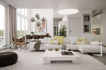 2017 Living Room Trends
