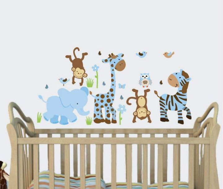 Baby Boy Wall Decals