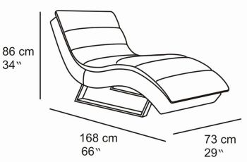 Chaise Lounge Dimensions