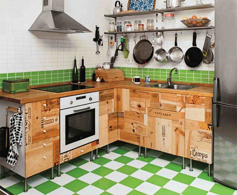 Homemade Kitchen Cabinet Ideas