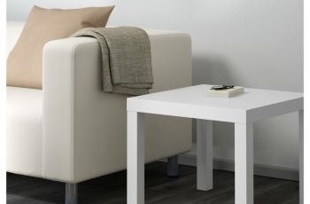 Ikea Small White Table
