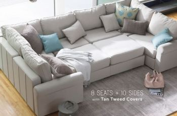 Individual Sectional Sofa Pieces