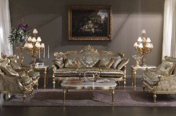 Italian Living Room Furnitures