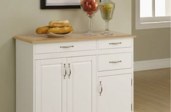 Kitchen Buffet Storage Cabinet
