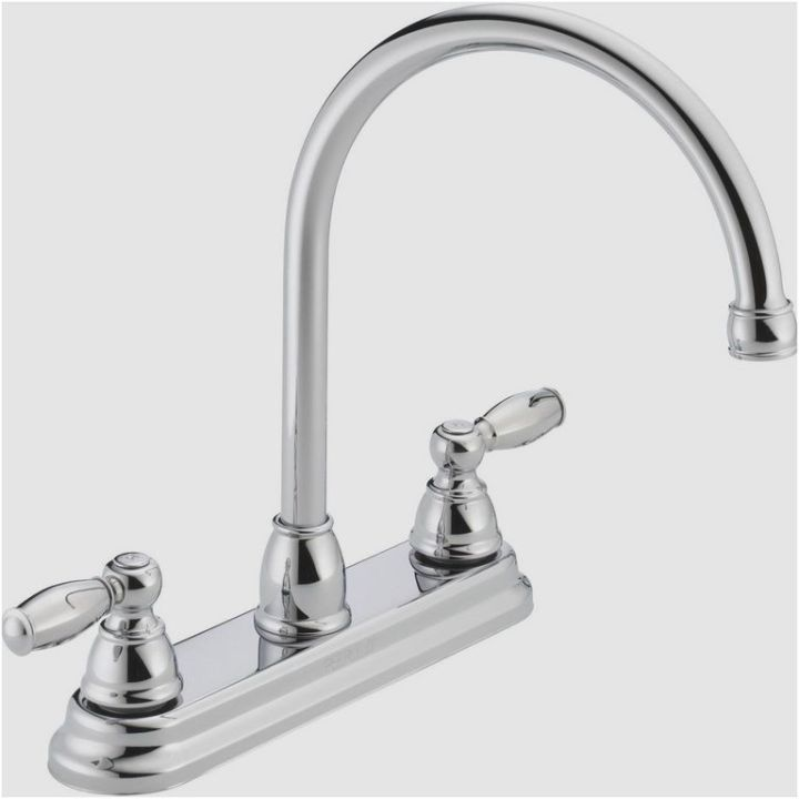 Kitchen Faucet Leaking At Base