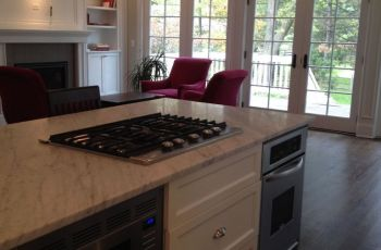 Kitchen Island With Oven And Cooktop