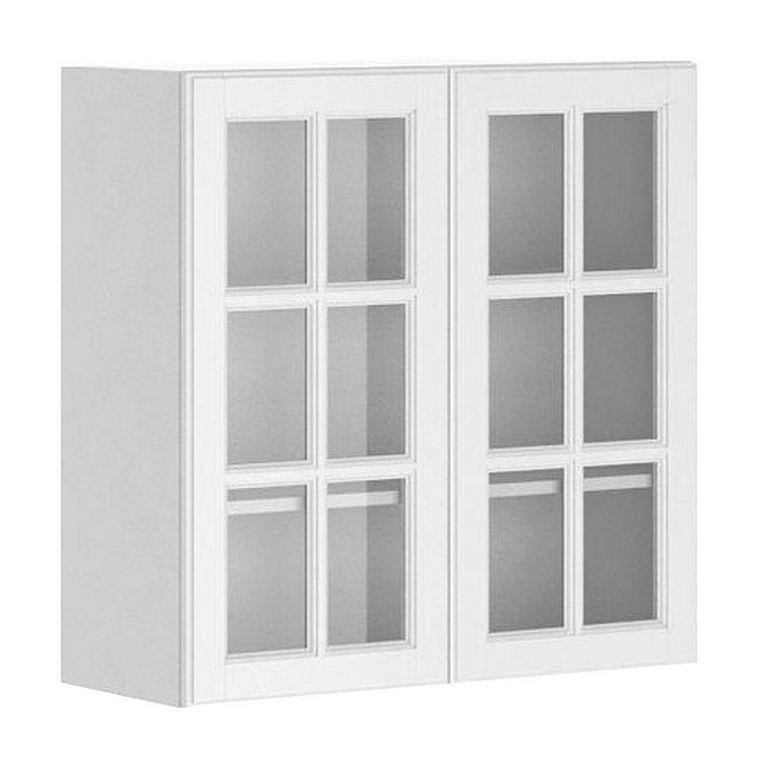 Kitchen Wall Cabinets With Glass Doors