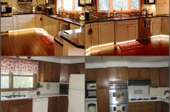 Mobile Home Kitchen Remodels
