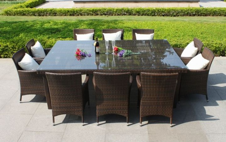 Outside Table Set