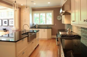 Repurpose Kitchen Cabinets