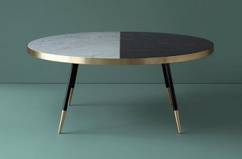 Round Marble Tables