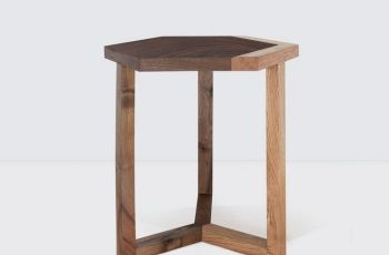 Small Wood Side Tables