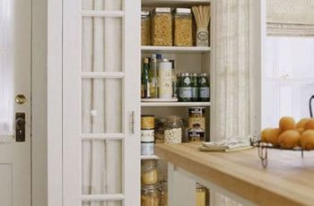 Stand Alone Kitchen Pantry