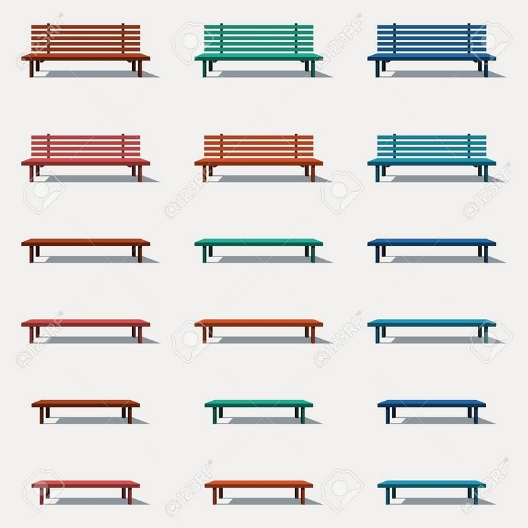 Types Of Benches