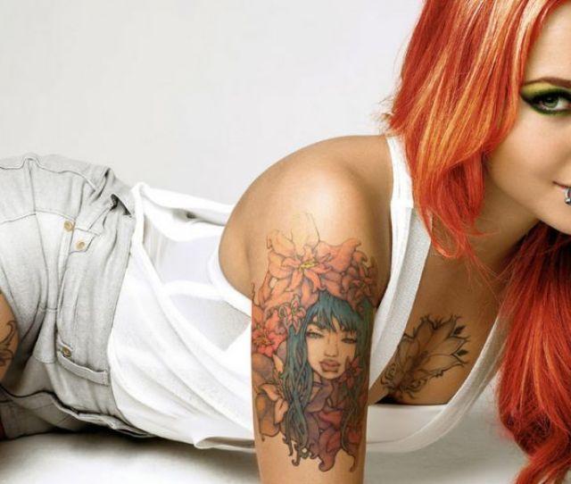 Beautiful Hot Redhead Hd Wallpaper For Desktop And Mobiles