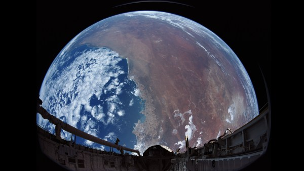 A View Of Earth From Space Station Hd Wallpaper ...