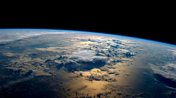 Earth Seen From The International Space Station ...