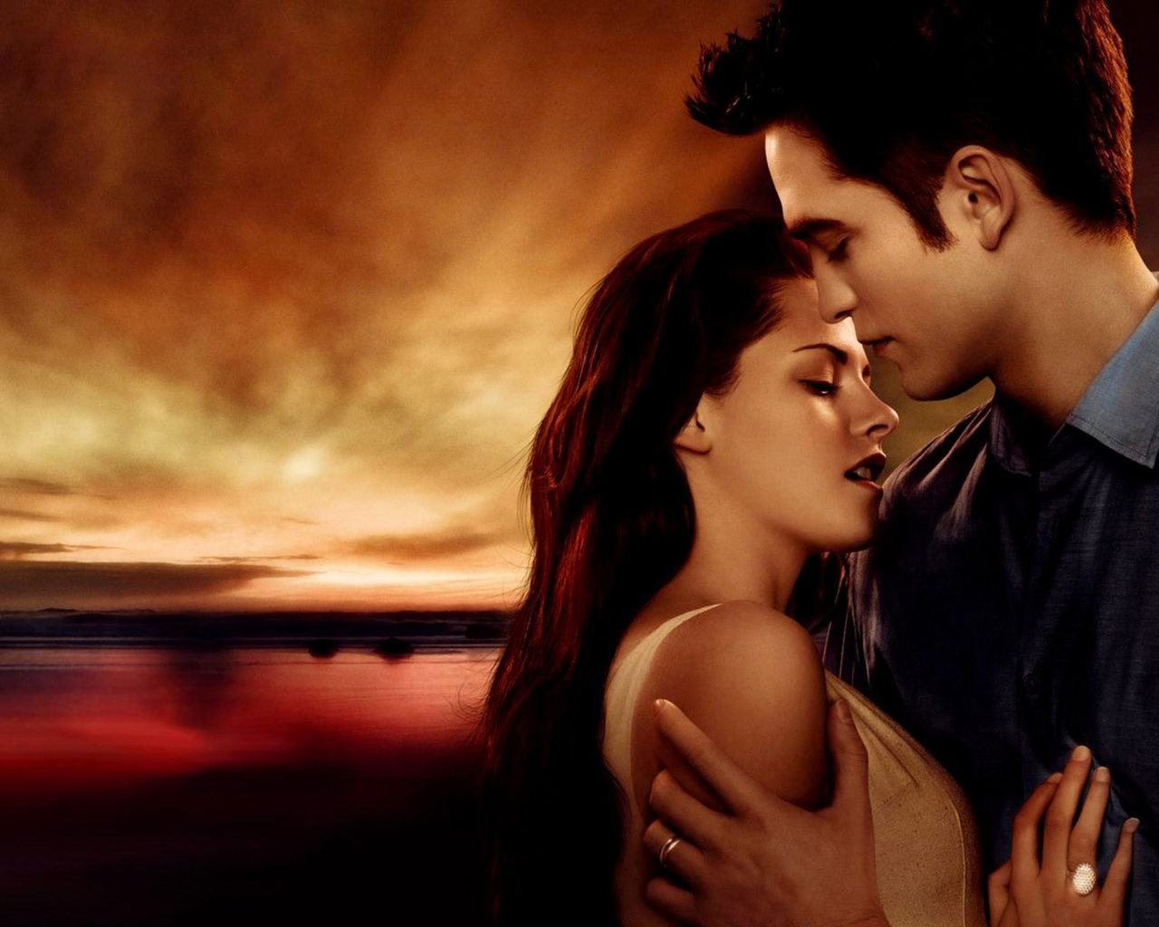 Romantic Couple Romance At Sunset Love Hug Kiss Romantic Couple Wallpapers Free Download 3840x2400 Wallpapers13 Com