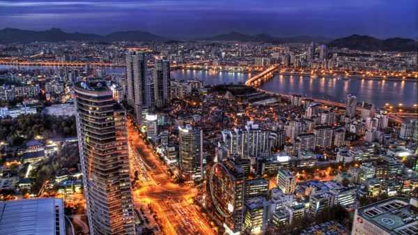 Download Wallpaper 1920x1080 south korea, seoul, capital ...